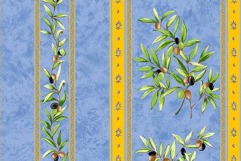 CLOS OLIVIER BLUE cotton