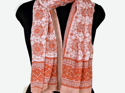 CORAL GABLES SCARF