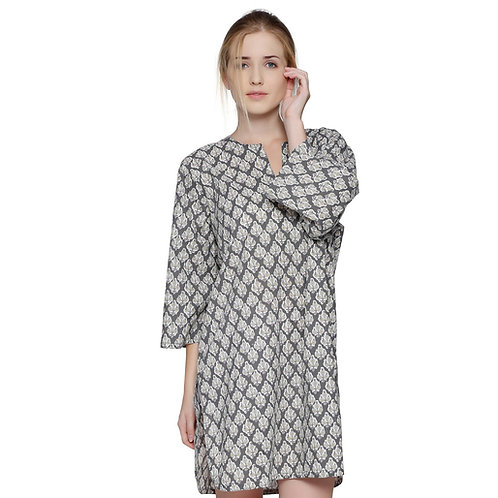 NIGHTSHIRT GARAVAN GRAY