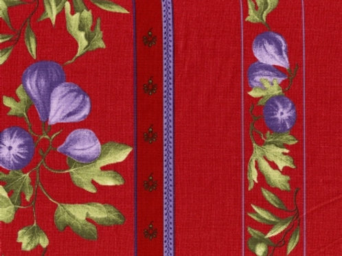 FIGS RED cotton