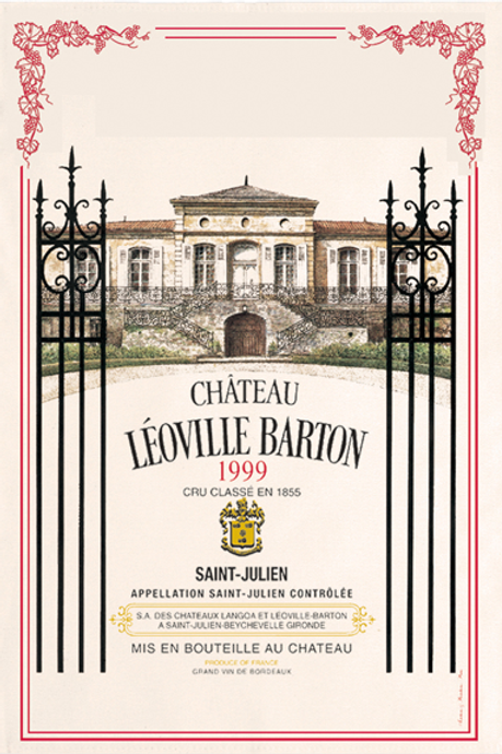CHATEAU BARTON Kitchen Towel