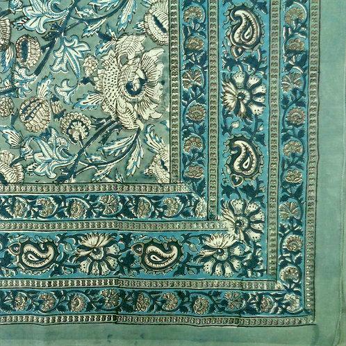 GRAY PERSIA SCARF