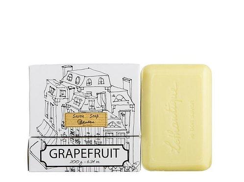 GRAPEFRUIT BAR SOAP