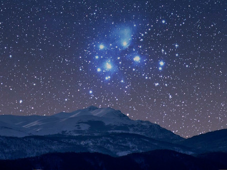 Matariki, a gift for us all