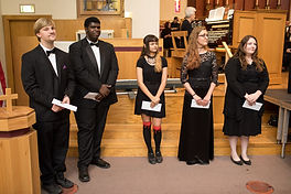 Arizona Choral Society Scholarship Cerem