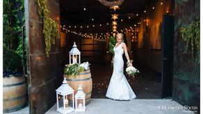Winery weddings