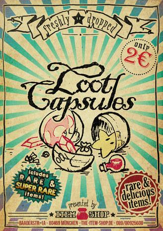 Loot Capsules