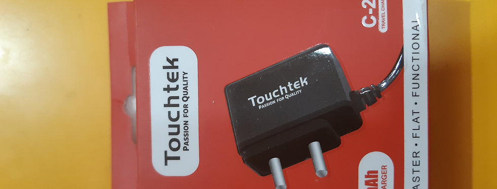 Touchtek 800 mAh Travel charger ( best for jio mobile)