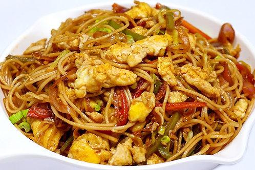 Egg Chow Full Plate