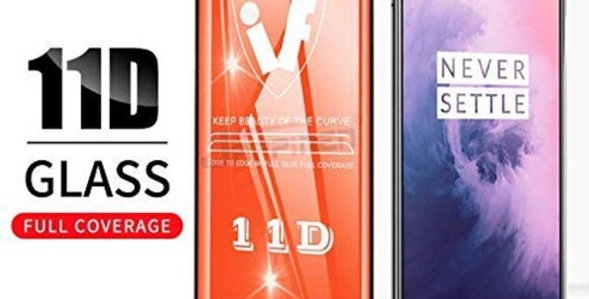 11D Tempered Glass Screen Protector Full HD Quality Edge to Edge Coverage