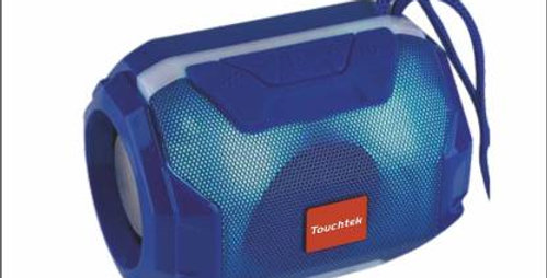 Touchtek M-18 Dhol 5 Watt Bluetooth Wireless Speaker.