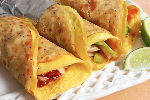 DOUBLE EGG ROLL