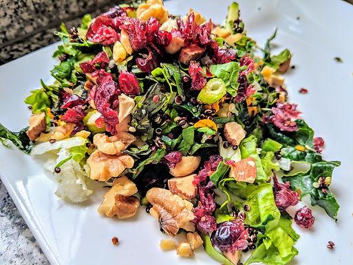 Ensalada de Cranberry & Nut 4 porciones