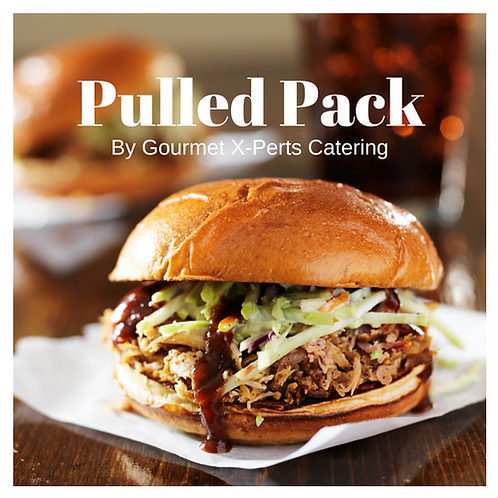 Pulled Pack x4 sandwich