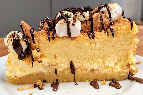 S`Mores Cheesecake