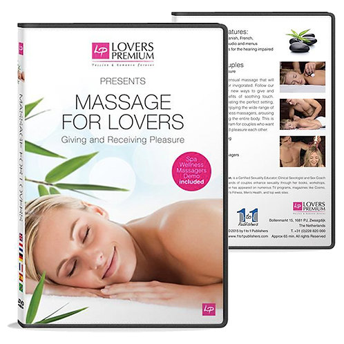 MASSAGE FOR LOVERS - DVD