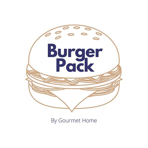 BurgerPack x 4 hamburguesas