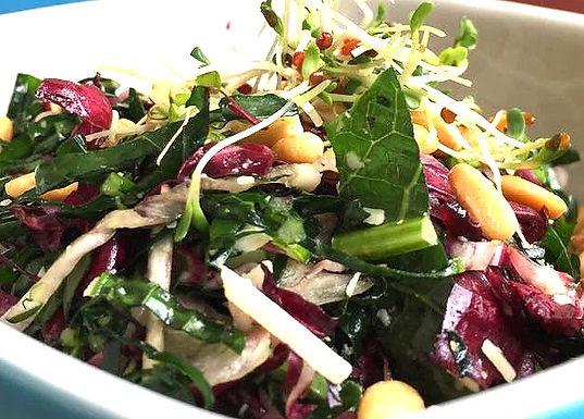 Ensalada Kale Berry