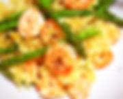 risotto de esparragos y camarones_edited