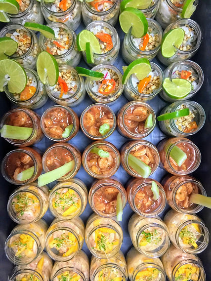 Ceviches Gourmet X-Perts