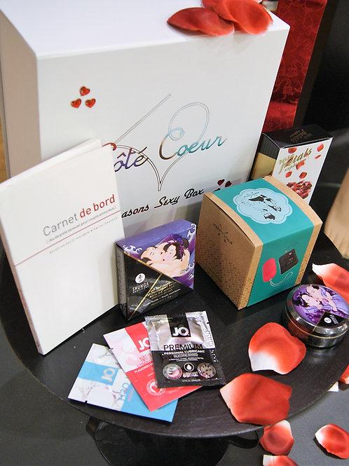 St Valentin Sexy Box