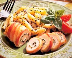 Pechugas Bacon & Blue