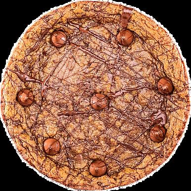 Chocolate Chip Cookie Cake x 12-15 porciones