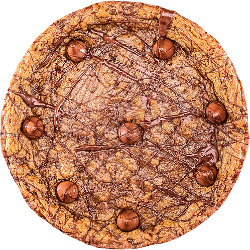 Chocolate Chip Cookie Cake x 12-15 porciones