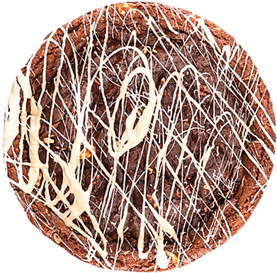Triple Chocolate Cookie Cake x 12-15 porciones