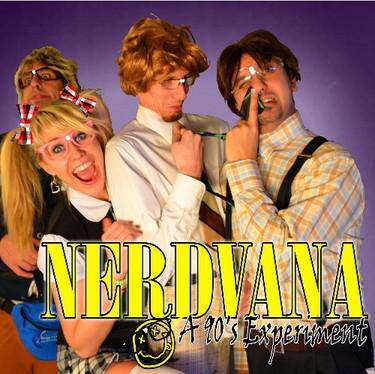 NERDVANA - 90S TRIBUTE