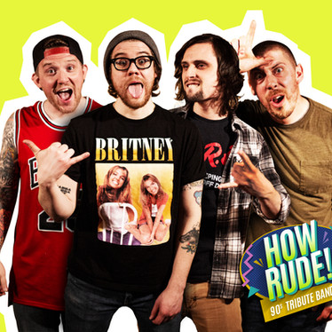 HOW RUDE - 90S TRIBUTE