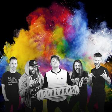 Loudernow - Pop Punk & Emo Tribute