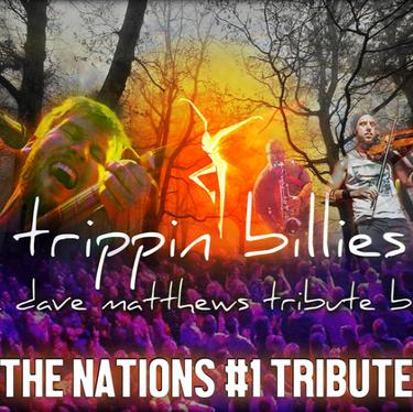 TRIPPIN BILLIES - TRIBUTE TO DMB