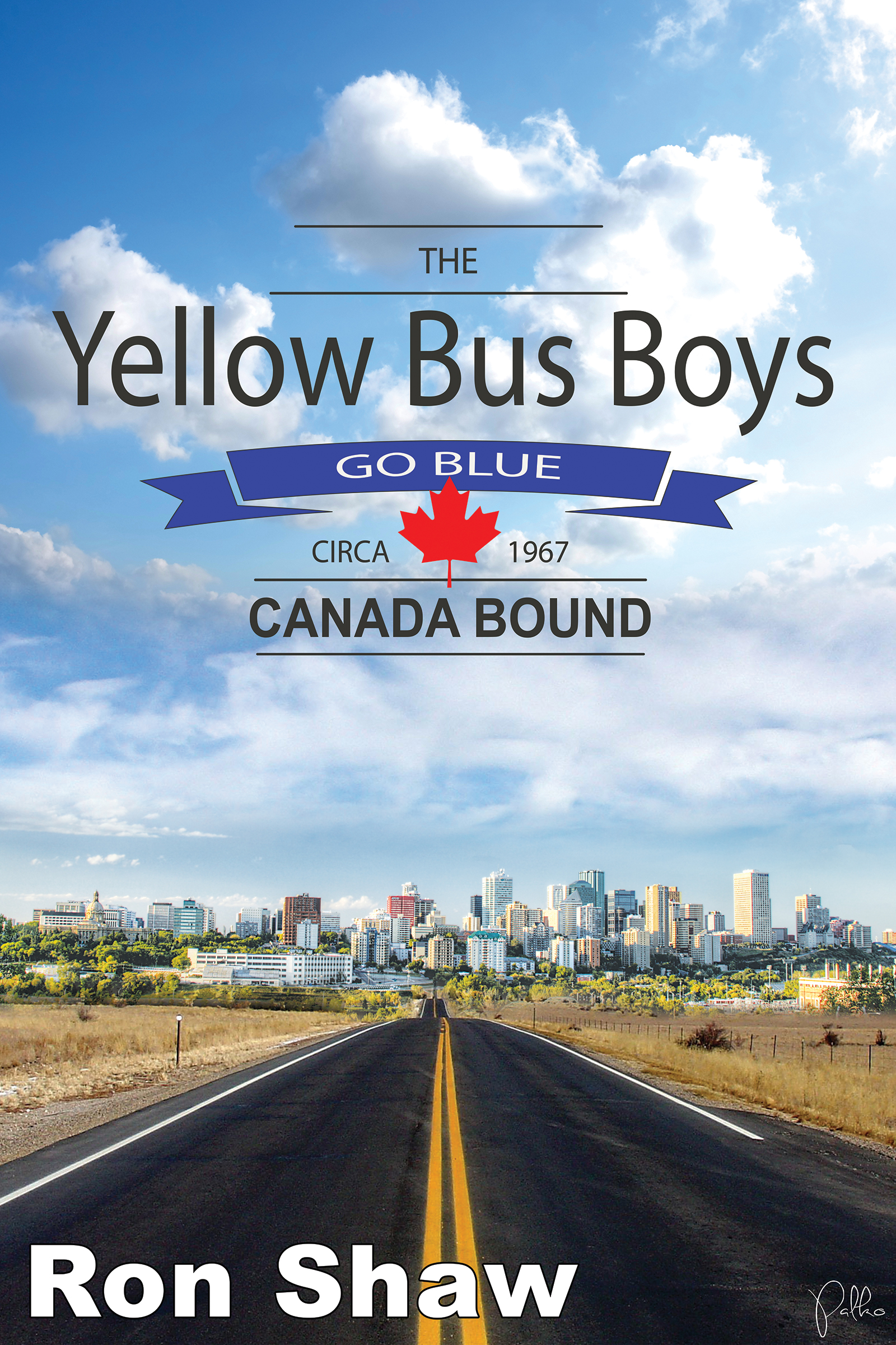Yellow Bus Boys book cover
