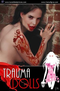 Trauma Dolls Poster