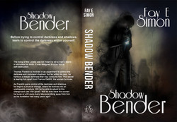 Shadow Bender book design