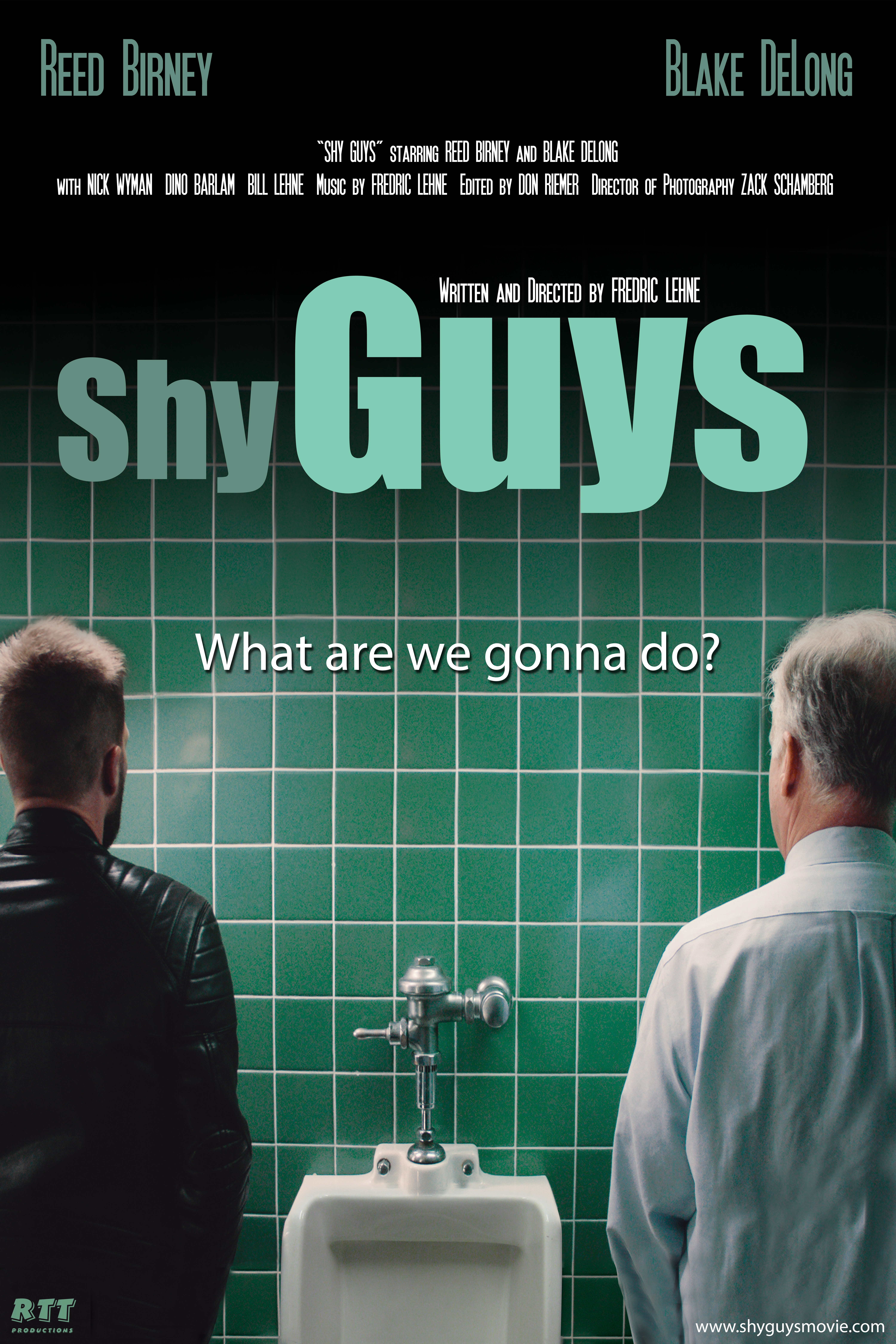 Shy Guys