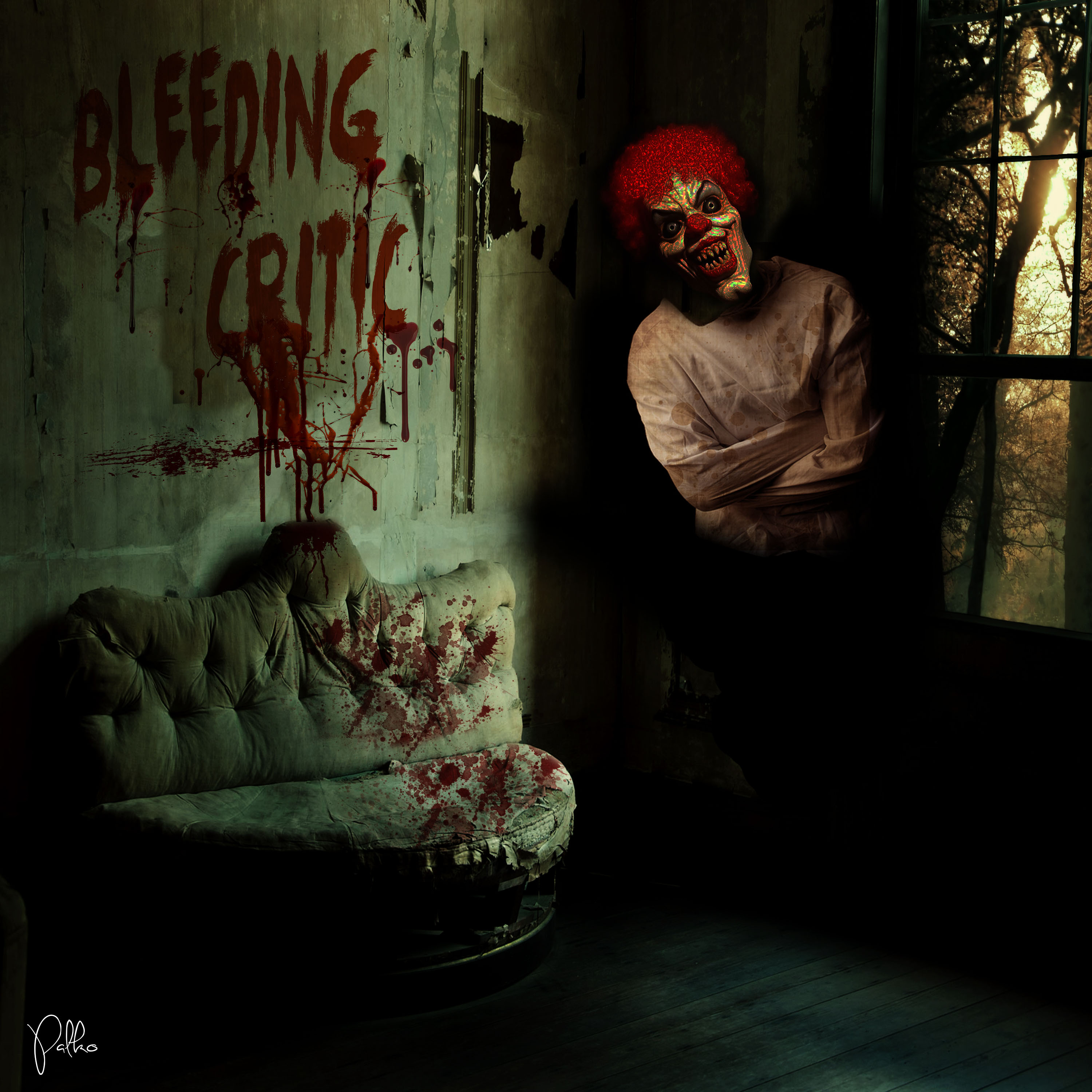 Bleeding Critic Promo