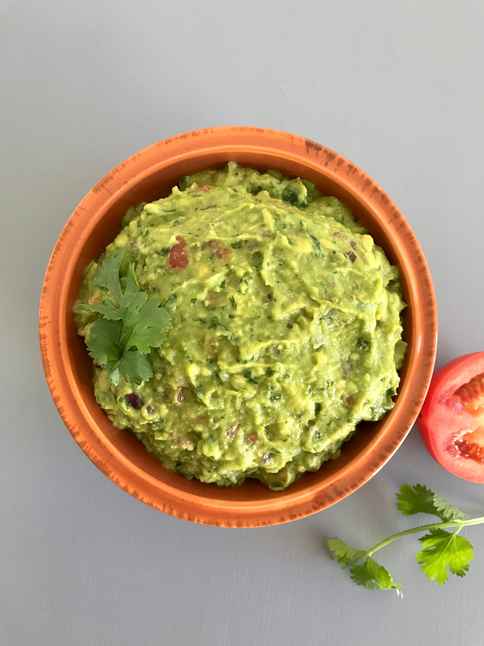 My Go-To Guacamole