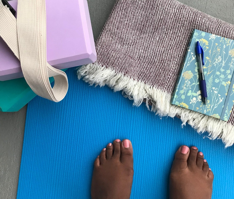 How to Start a Yoga Asana Practice