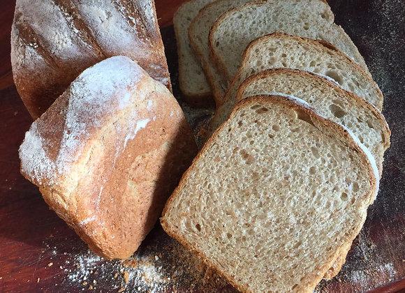 Pão de forma integral (Terça e Sexta)