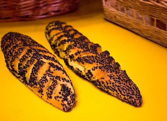 Pão de cúrcuma (Quarta-feira)