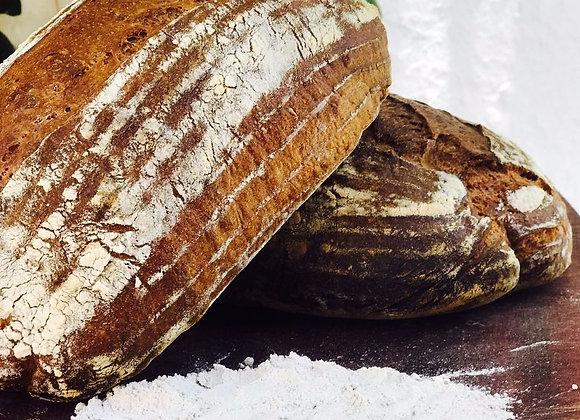 Pão de sarraceno (Quarta e Sexta-feira)