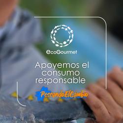 EcoGourmet pescando el cambio