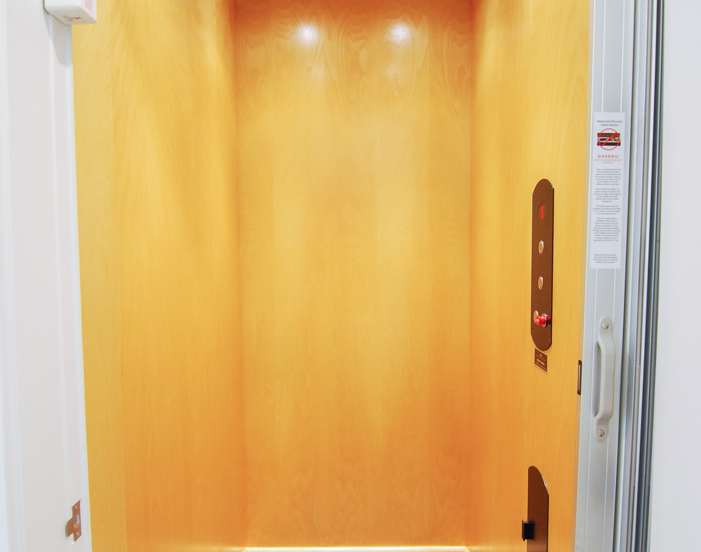 Elevator Option