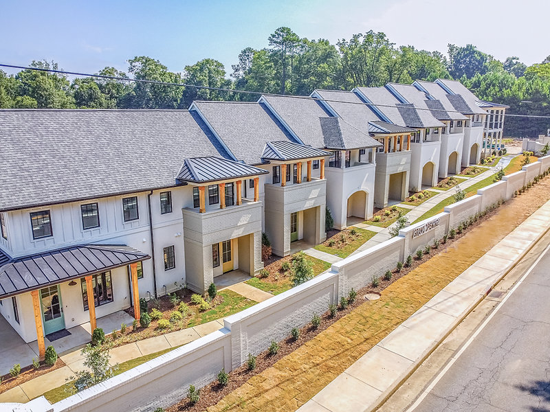 Aerial - Townhomes Front-2.jpg