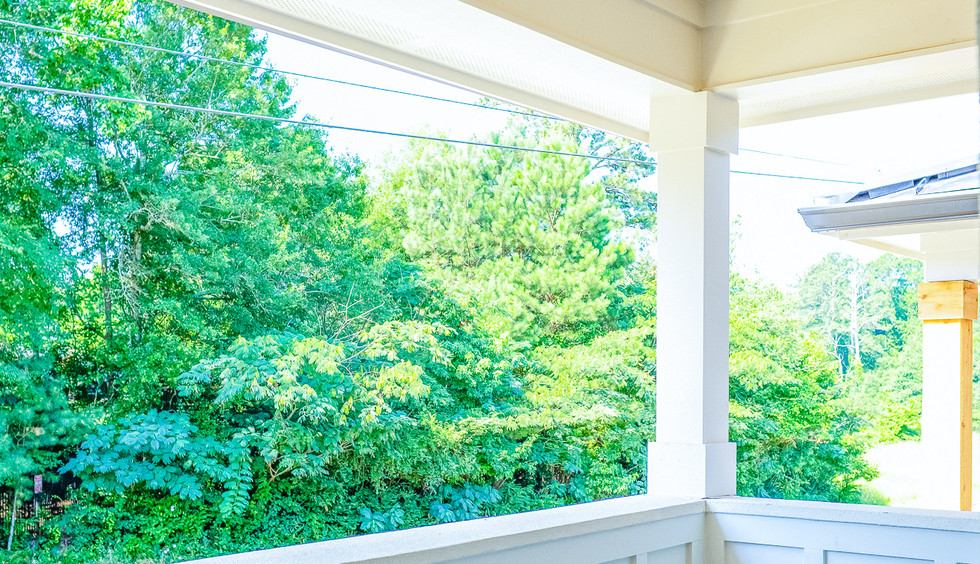 Upstairs Guest Room 2 Balcony View