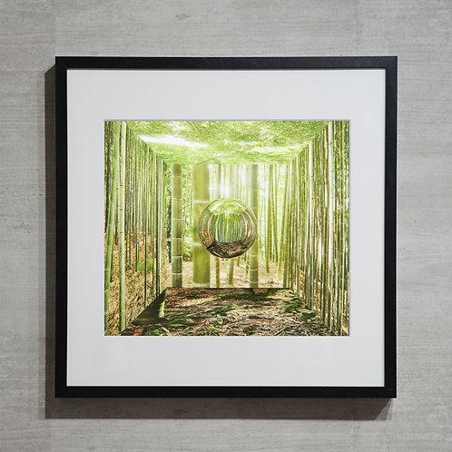 mirror ball -25-  オリジナルプリント