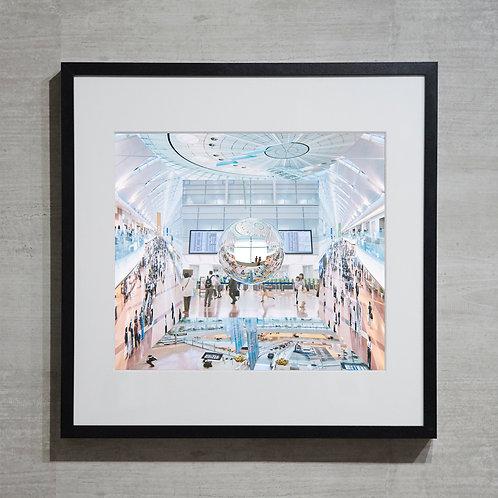 mirror ball -24-  オリジナルプリント