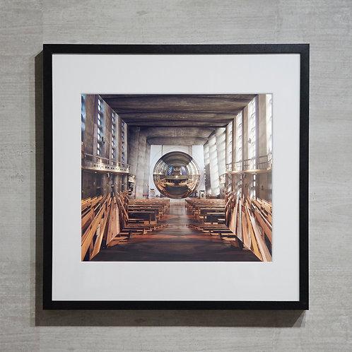 mirror ball -20-  オリジナルプリント
